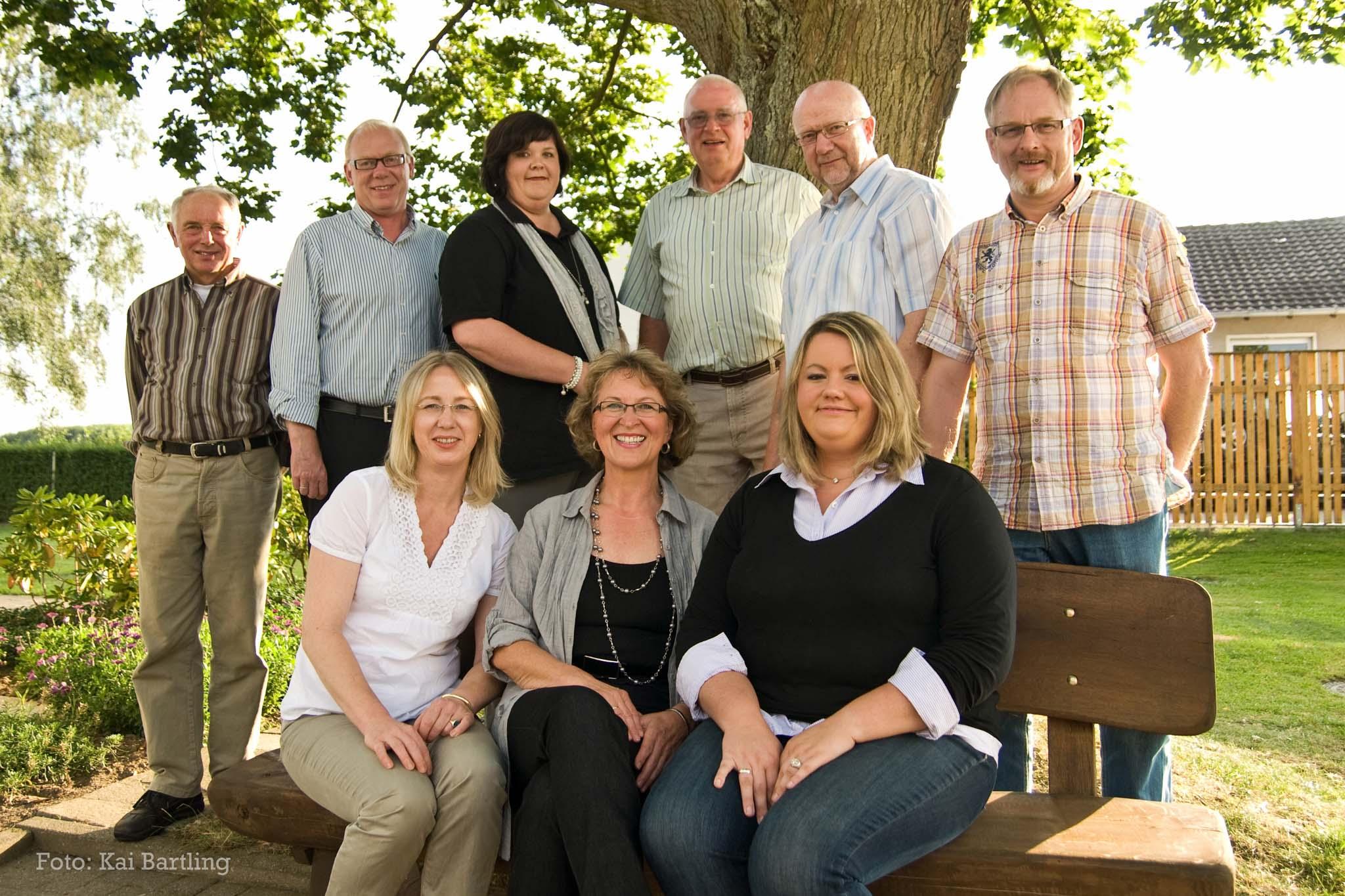 Adventskapelle - Die Gründungsmitglieder